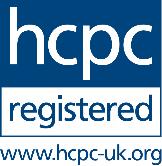 Paul McArdle HCPC Registratin DT8385